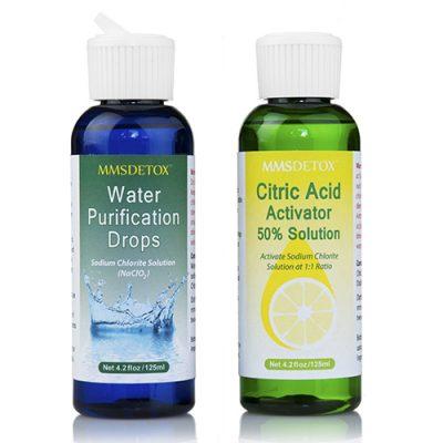 MMS Water Purification